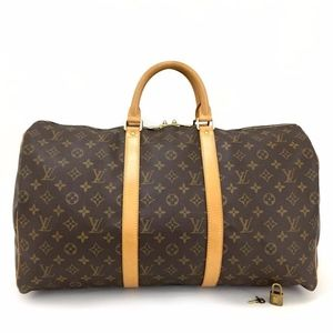 Louis Vuitton Keepall Carry-On Luggage Duffel Bag